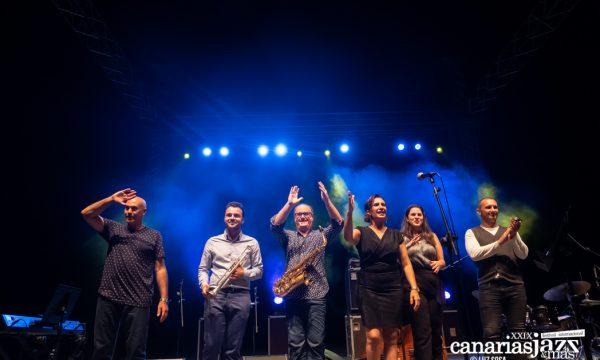 Festival Jazz sábado Adeje 2020. Luz Sosa-50