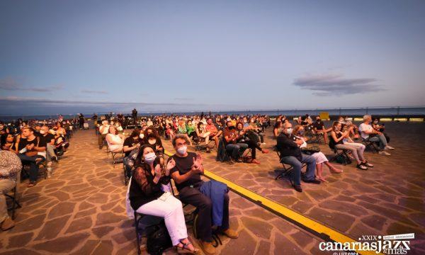 Festival Jazz viernes Auditorio 2020. Luz Sosa-3