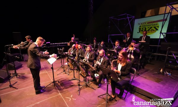 Festival Jazz viernes Auditorio 2020. Luz Sosa-42